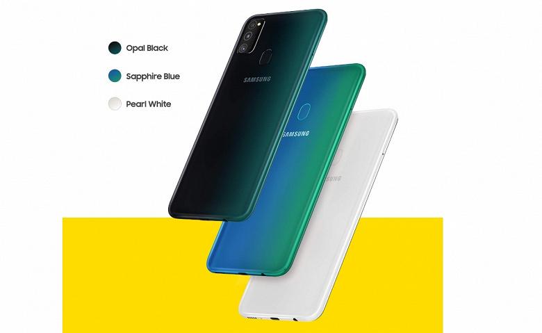 Монстр автономности от Samsung. Смартфон Galaxy M30s получил огромный аккумулятор, хорошую камеру и производительную платформу