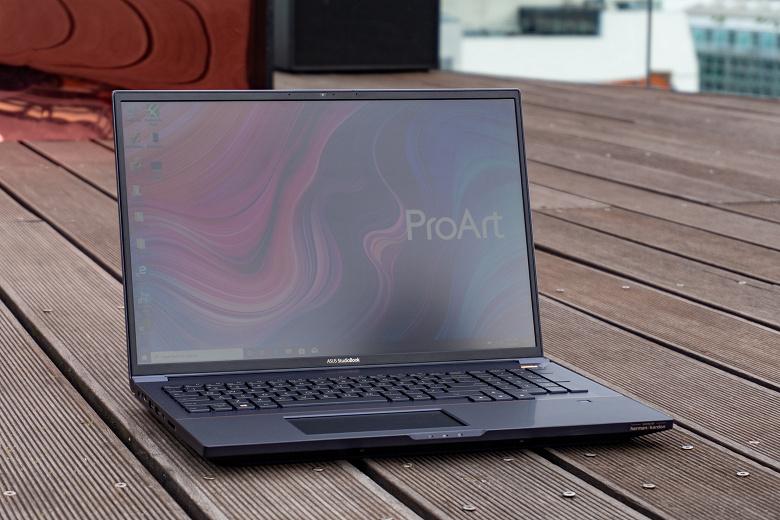 Asus представила ноутбуки StudioBook Pro X и StudioBook One: 3D-карты Quadro RTX и высокая точность цветопередачи
