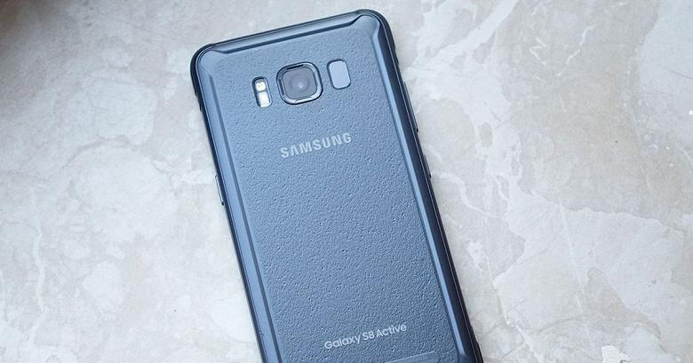 Последний в своём роде защищённый флагман Samsung получил Android Pie