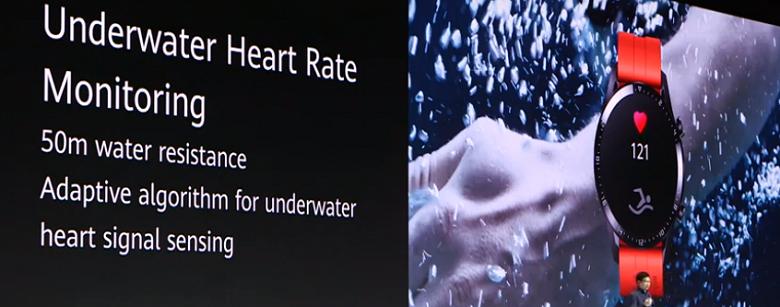 Представлены умные часы Huawei Watch GT 2