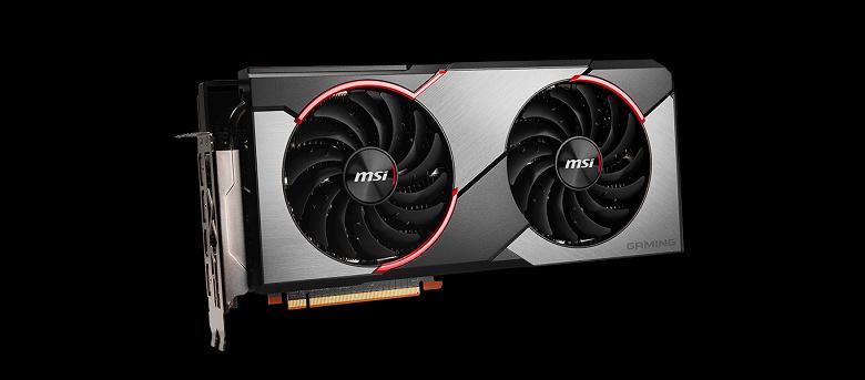 MSI наконец-то представила нереференсные видеокарты Radeon RX 5700 и RX 5700 XT линейки Gaming
