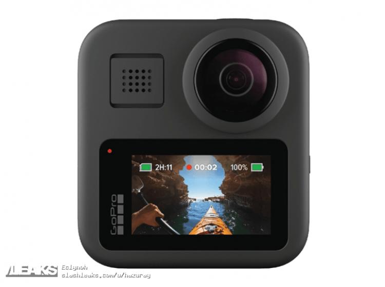Фотогалерея дня: экшн-камеры GoPro Hero 8 и GoPro Max