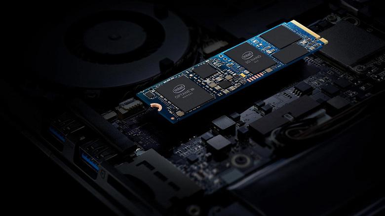 Компания Intel первой продемонстрировала 144-слойную флеш-память QLC NAND