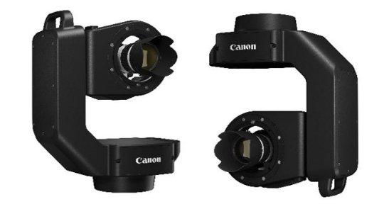 Canon разрабатывает систему дистанционного управления камерами со сменными объективами