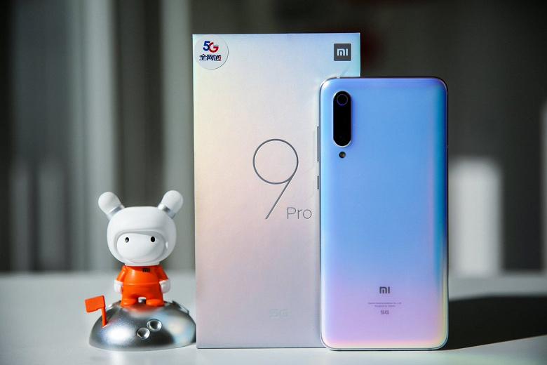 Все смартфоны Xiaomi Mi 9 Pro 5G раскупили за 2 минуты