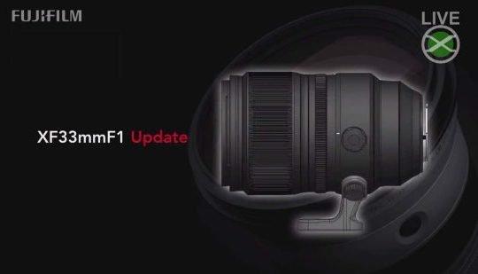Специалисты Fujifilm не смогли создать объектив XF 33mm f/1.0 R WR приемлемых размеров и массы