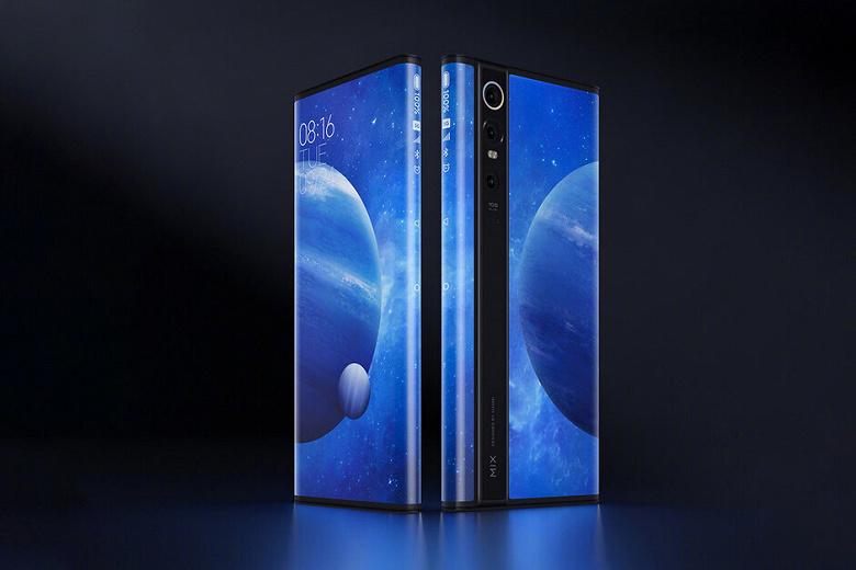 Прототип смартфона Xiaomi Mix Alpha доступен в Китае