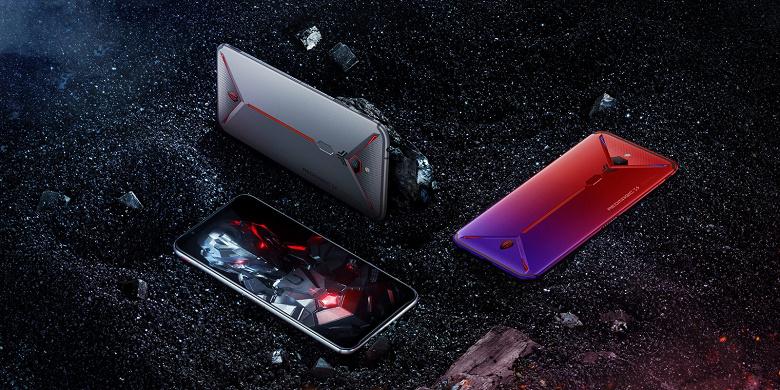 Настоящий вентилятор, 90-герцовый экран, съёмка видео с частотой 1920 к/с и цена в 420 долларов. Представлен игровой смартфон Nubia Red Magic 3S
