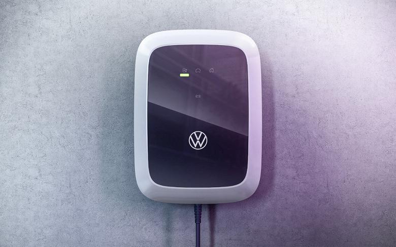 От 400 евро: Volkswagen представила линейку недорогих домашних зарядных станций для электромобилей