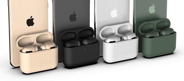 Apple AirPods Pro оценили в $259, названа дата выхода