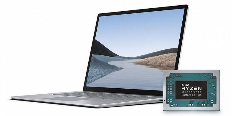 Intel такого не предложит. Стало известно, чем уникальны процессоры AMD Ryzen Surface Edition