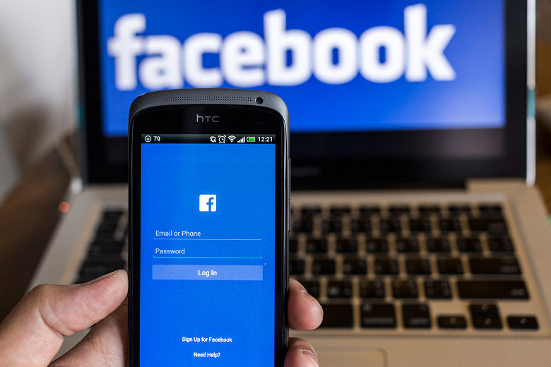 Facebook — первое стороннее приложение для Android, которое загрузили 5 млрд раз