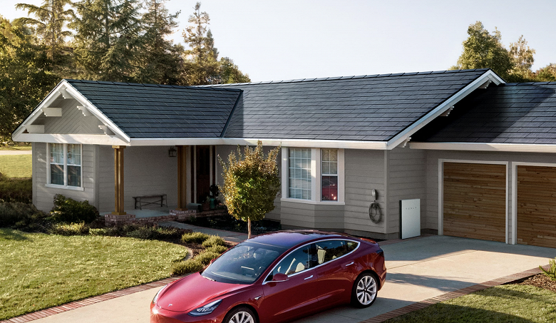 Третья версия черепицы Tesla Solar Roof мощнее и дешевле предыдущей
