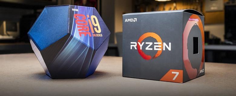 Intel потратит на борьбу с компанией AMD в 10 раз больше всей её прибыли