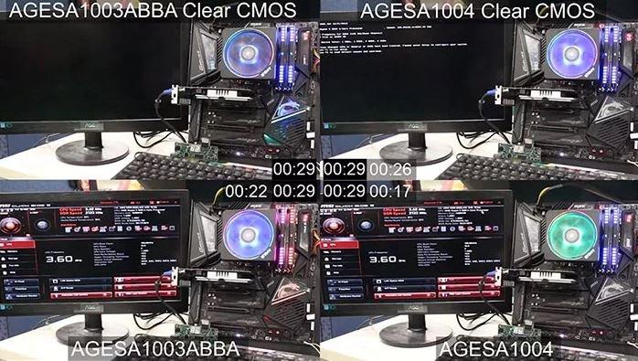 AMD сдержала обещание — новый BIOS действительно лучше. Скорость загрузки ПК на процессорах Ryzen 3000 повысилась на 20%
