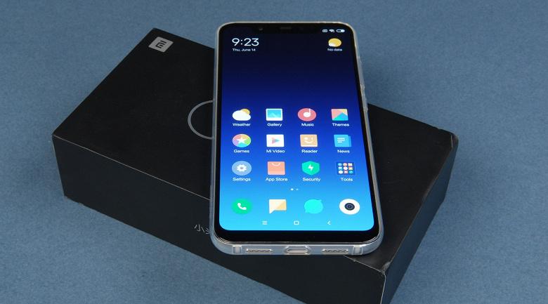 Прошлогодний флагман Xiaomi Mi 8 обновили до MIUI 11 на базе Android 10