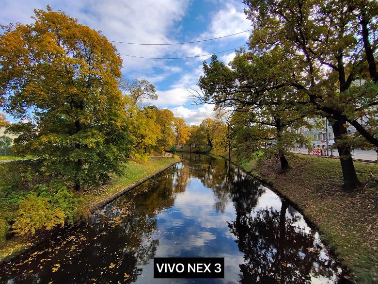 Vivo Nex 3 не уступил iPhone 11 в тесте камер