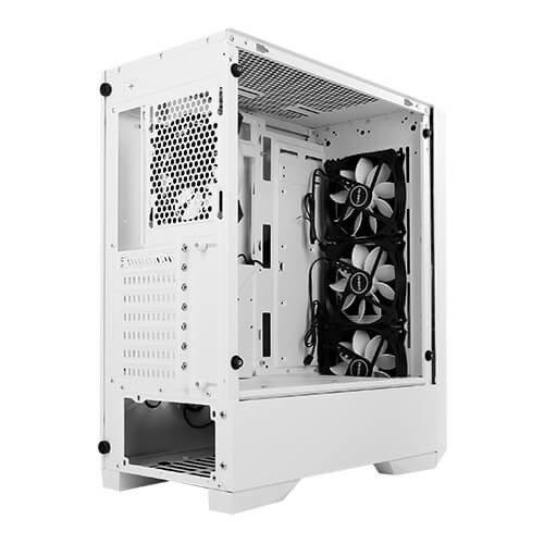 Для любителей белого. Ассортимент Antec пополнил новый вариант корпуса Dark Phantom DP501