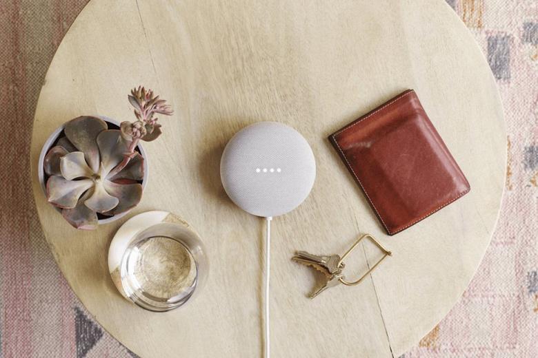 Представлена Google Nest Mini — самая маленькая, самая дешевая и самая умная колонка Google