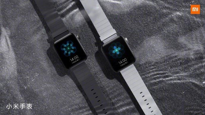 Точь-в-точь Apple Watch 5. Умные часы Xiaomi Watch позируют на руке топ-менеджера и на официальном рендере