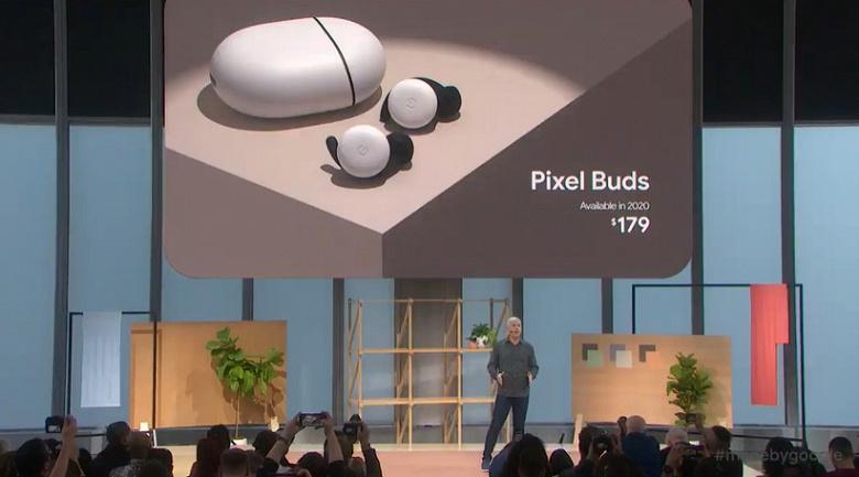 Google представила беспроводные наушники Pixel Buds нового поколения, но вы не сможете их купить