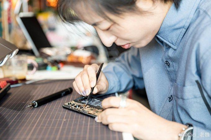 Пентакамера изнутри. Xiaomi позволила заглянуть под крышку камерофона СС9 Pro до его премьеры