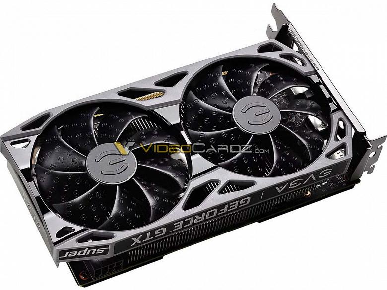 Параметры, изображения и даже цены видеокарты GeForce GTX 1660 Super