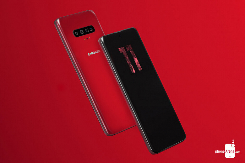 Как минимум по одному параметру Samsung Galaxy S11 проиграет Galaxy S10