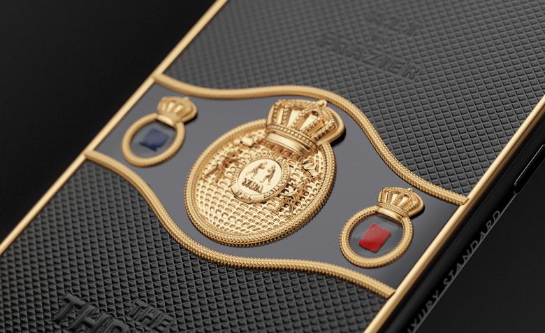 В России выпустили iPhone 11 Pro с дизайном самого первого iPhone
