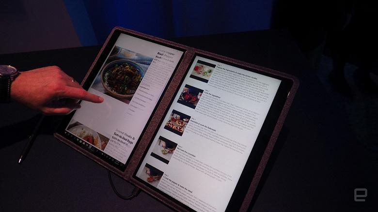 Никакой Windows Core OS. Завтра Microsoft впустит Windows 10X для складных устройств с гибкими экранами