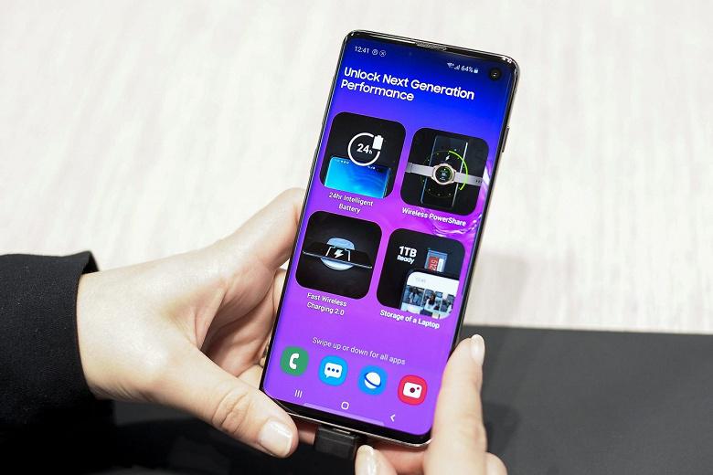 Android 10 лишила пользователей Samsung Galaxy S10 доступа к смартфону