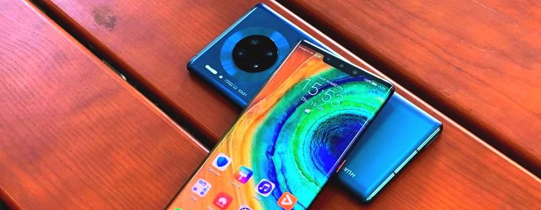 Найден новый способ установить Google Play на флагманский Huawei Mate 30 Pro
