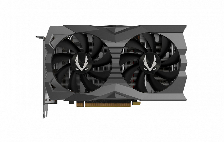 Все видеокарты Zotac серии Gaming GeForce GTX Super помещаются в корпусах малогабаритных ПК