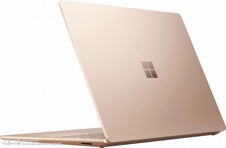 Microsoft Surface Laptop 3 красуется на официальных изображениях