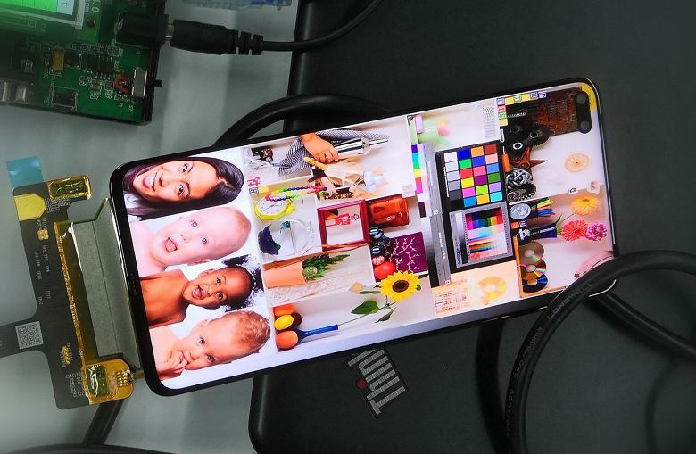 Флагманский Honor V30 может стать первым смартфоном со сканером под ЖК-экраном