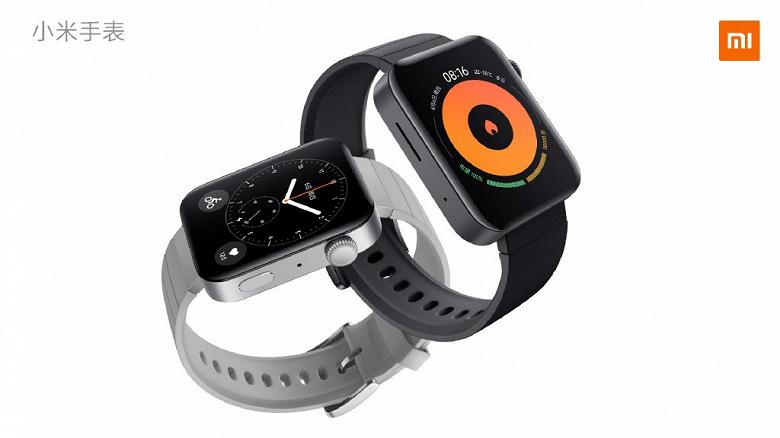 Как выглядит знаменитая оболочка MIUI на умных часах Xiaomi Mi Watch