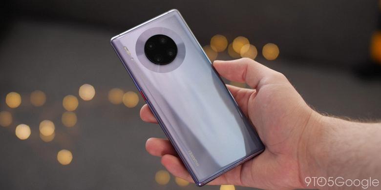 Huawei вернула международному Mate 30 Pro одну из главных обещанных особенностей