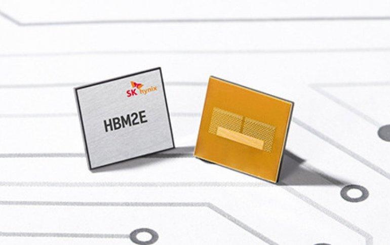 SK Hynix верит в будущее рынка памяти DRAM и 3D NAND