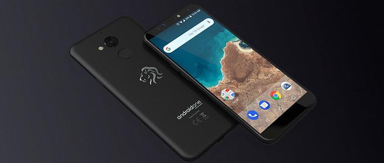 В Африке теперь тоже есть свои смартфоны