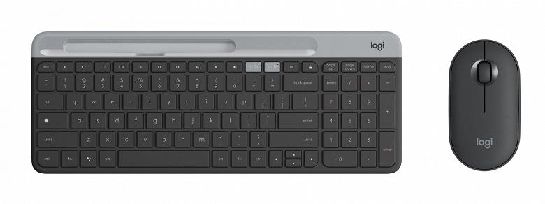 Мышь и клавиатура Logitech M355 и K580 оптимизированы для Chrome OS