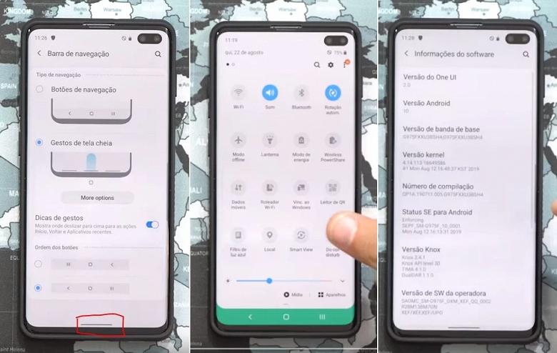 Samsung открывает Android 10 для смартфонов Galaxy S10 за пределами Кореи