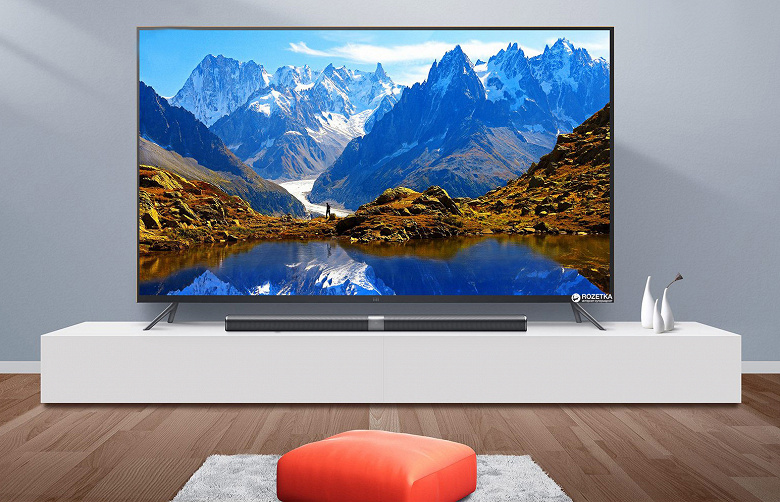 Чем должен выделяться дорогой телевизор? Xiaomi идет в премиум-класс