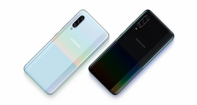 У представленного в прошлом месяце Samsung Galaxy A90 5G скоро появится преемник Galaxy A90s