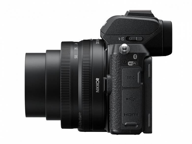 Представлена камера Nikon Z 50