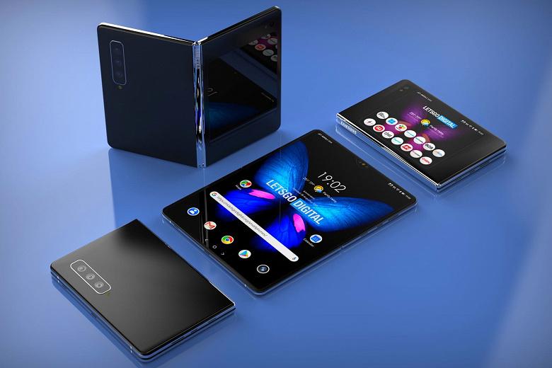У Samsung уже есть революционное стекло для гибких смартфонов