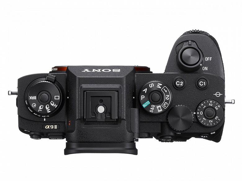 Представлена камера Sony a9 II