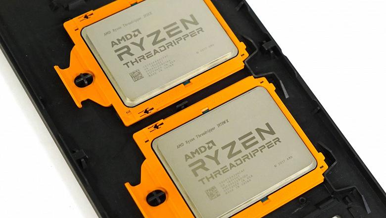 Для новых CPU Ryzen Threadripper придётся покупать новую системную плату