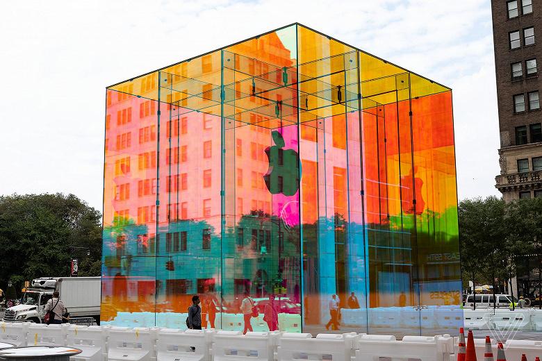 Apple откроет фирменный магазин в одном из самых населённых городов мира