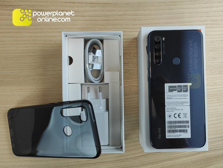 Правильный Redmi Note 8 получил не только NFC, но и зарядку мощностью 18 Вт