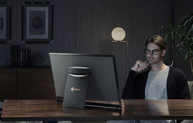 В мониторе EIZO Foris Nova используется панель OLED 4K